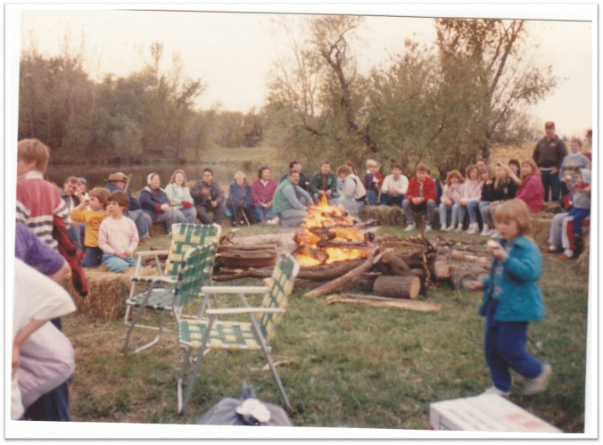 Boyds' Hayride October 1990