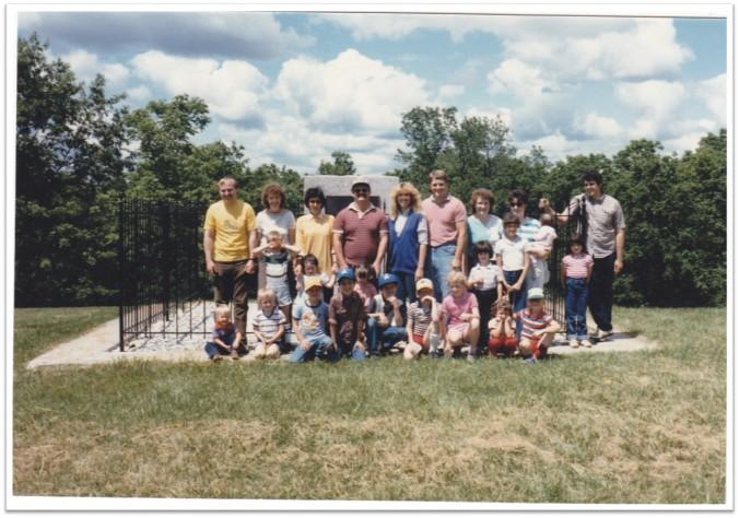 Garden Grove May 1986