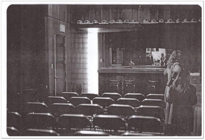 Legion Hall-Primary room