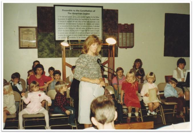Oct 1983 Primary sac mtg program