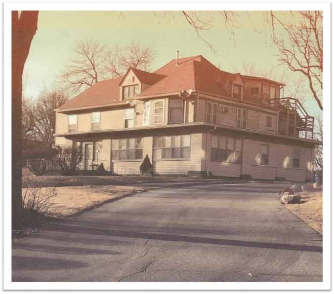 Old House on Kingman